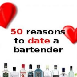 Date the bartender